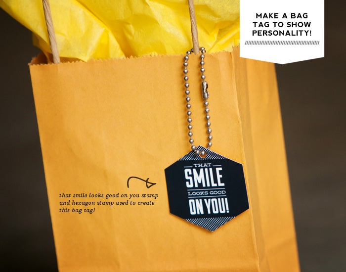 packaging for photographers bag tag