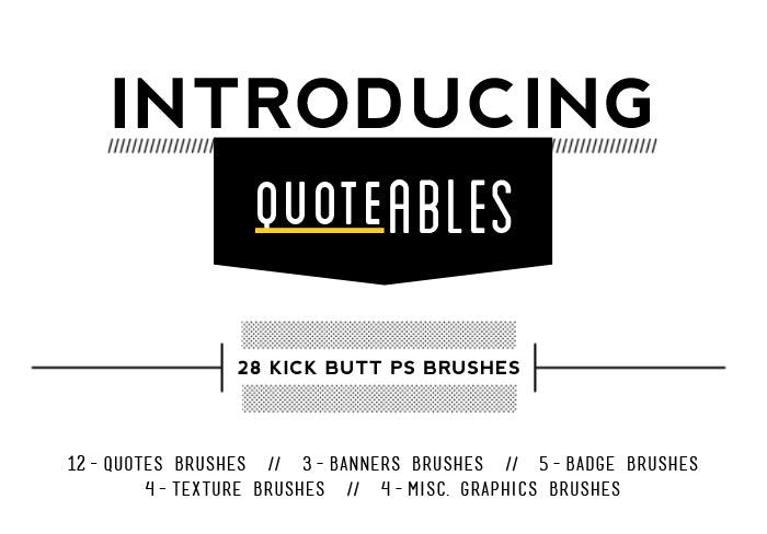 Quoteables // A New Product from The Modern Collective   The ...