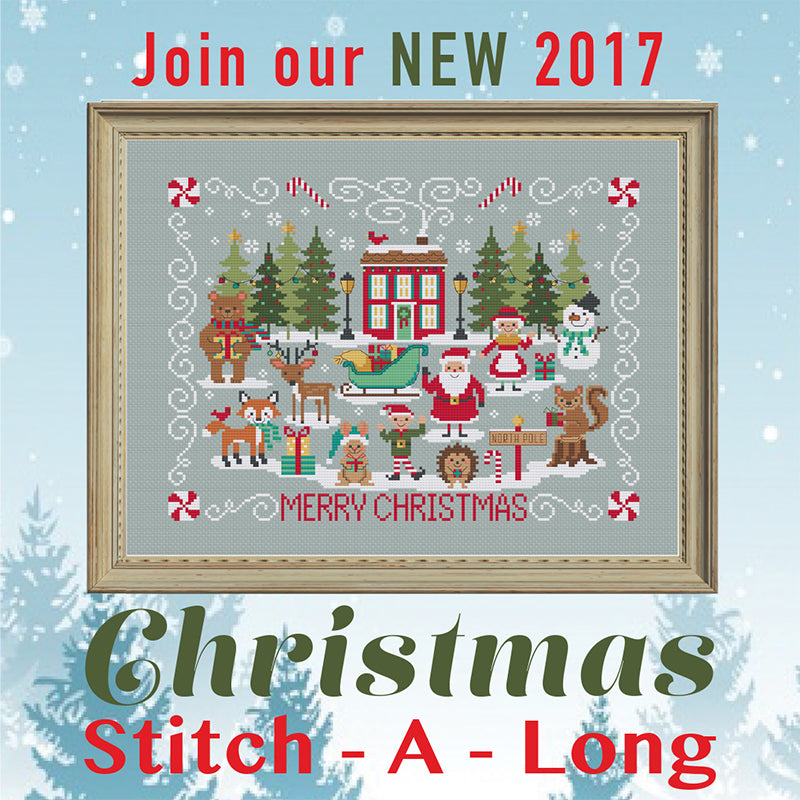 Christmas Stitch A Long Club