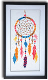 Dream Catcher Cross Stitch Pattern Instant Download