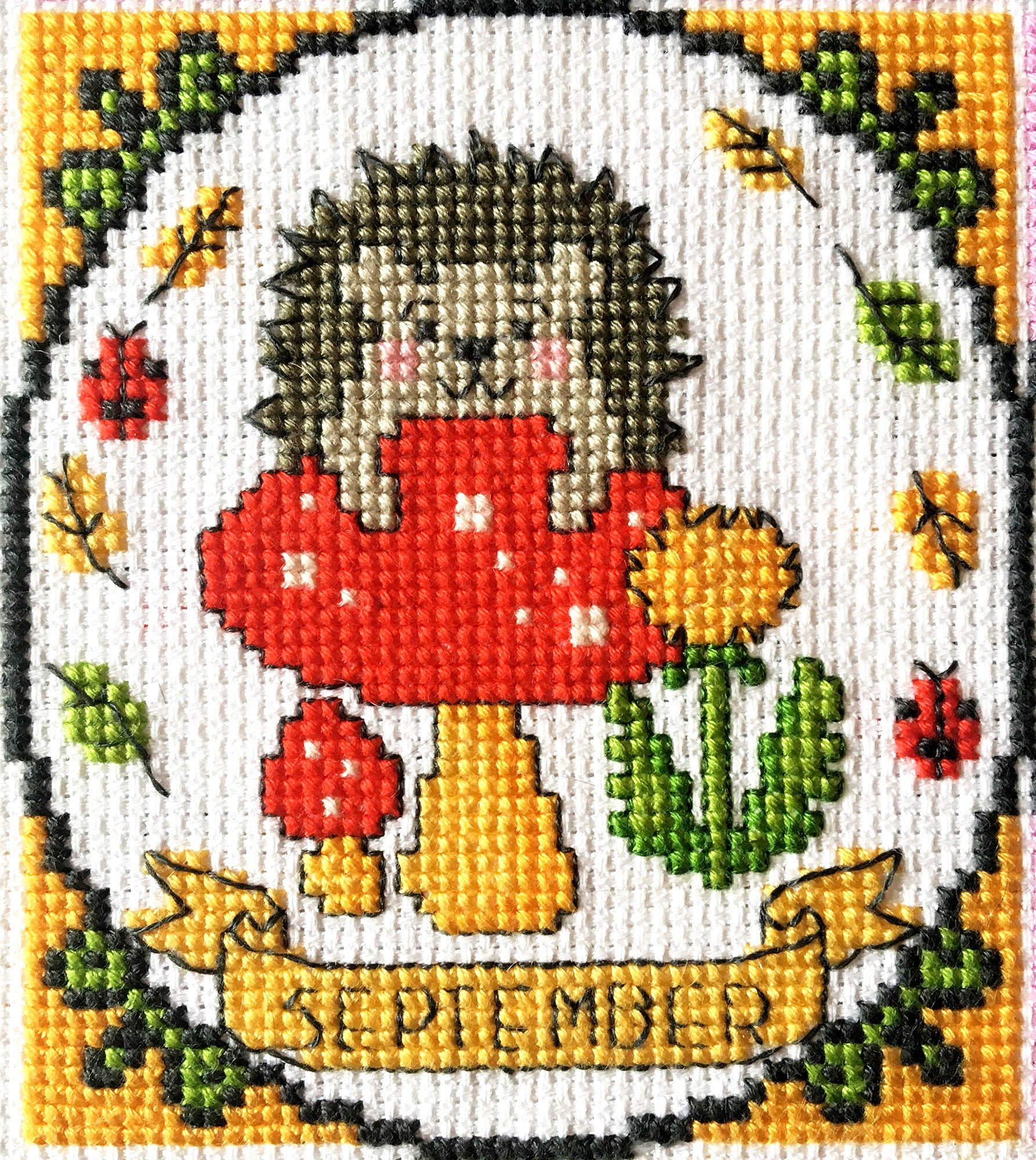 Creative Cross Stitch Design 30