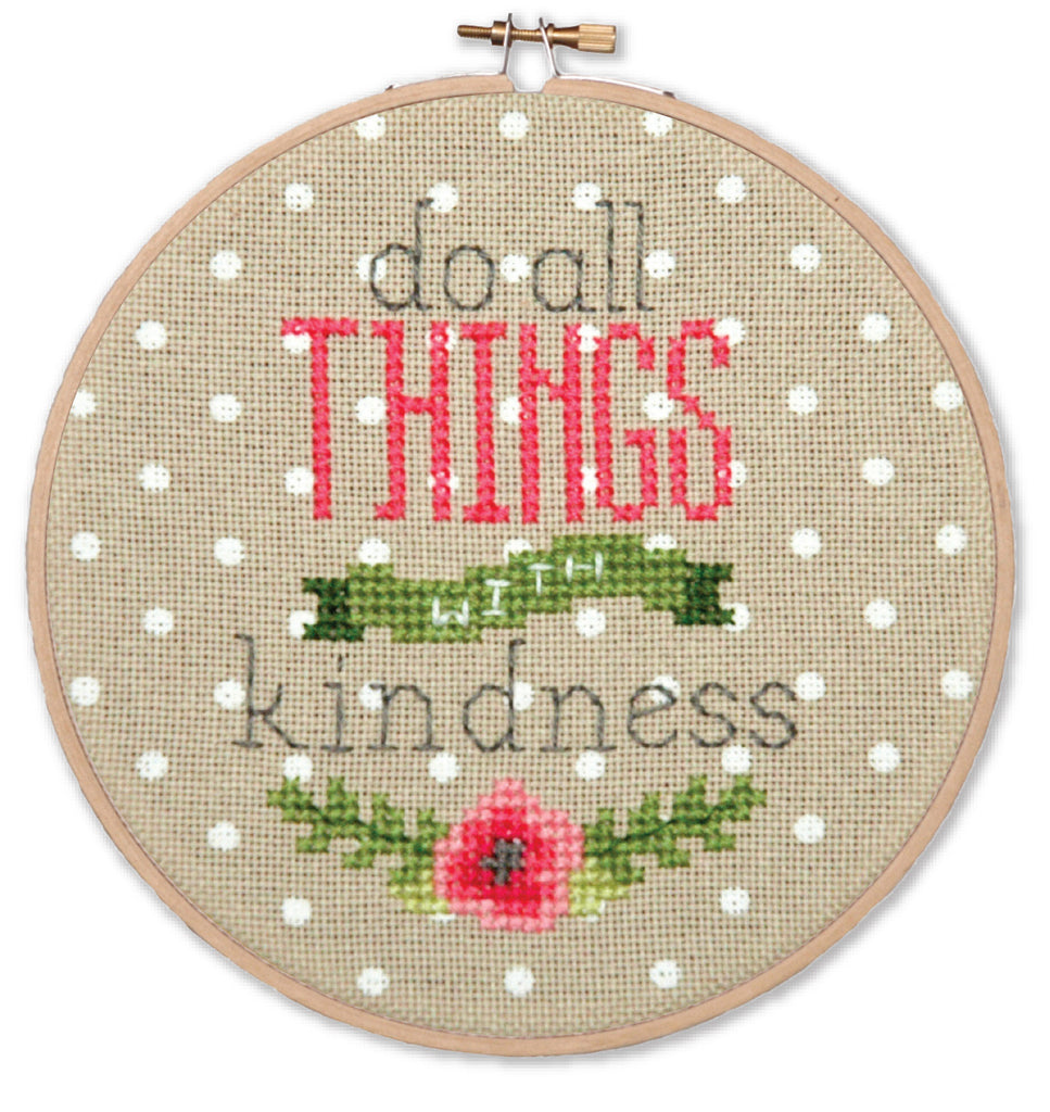Sweet Sayings Cross Stitch Pattern Instant Download