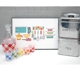 Kitchen Gadgets Cross Stitch Pattern Instant Download
