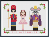 The Nutcracker Cross Stitch Pattern Instant Download