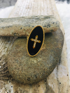 BAGUE CROSS