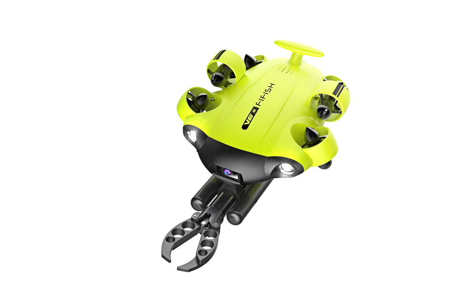 QYSEA FIFISH V6S OMNI-directional ROV with 4K UHD camera
