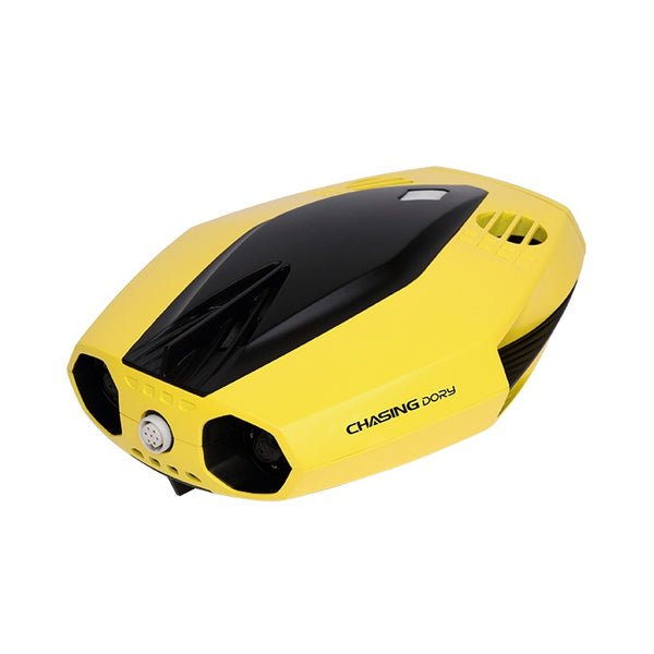 DORY is an incredibly small & portable underwater drone weighing in at only 2.4lbs!