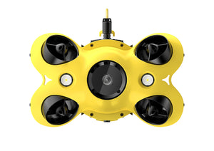 The CHASING M2-Underwater Drone is a Professional grade drone with a nimble capability with it's 8 Vectored-Thrusters