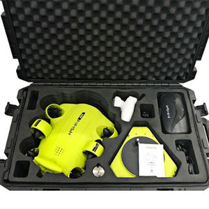 Accessory for Qysea Fifish V6 Underwater Drone HARD CASE