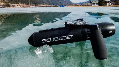 Sea Scooters - SCUBAJET PRO DIVE PACKAGE