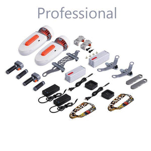 Sublue Whiteshark Tini Underwater Scooter disassembled Professional package