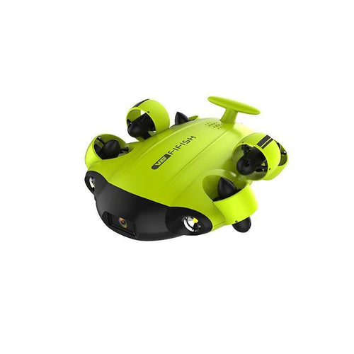 QYSEA FIFISH V6 Underwater Drone isometric view