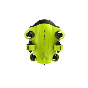 QYSEA FIFISH V6 Underwater Drone top view