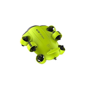 QYSEA FIFISH V6 Underwater Drone top backside view