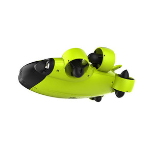 QYSEA FIFISH V6 Underwater Drone bottom side view