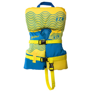 VEST - PISTOL INFANT NYLON CGA VEST (YELLOW)
