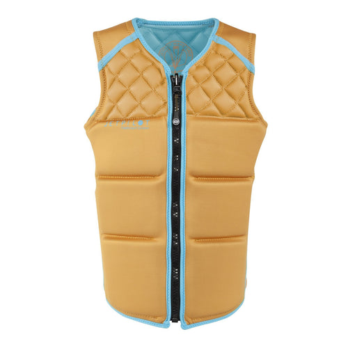 VEST - WOMENS WAVE FARER COMP VEST (ORANGE)