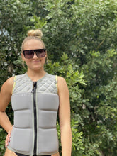 Load image into Gallery viewer, VEST - WOMENS WAVE FARER COMP VEST (SKY)