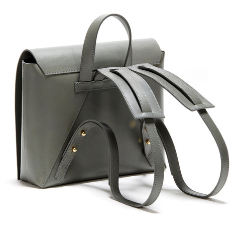 SYLVIA backpack grey