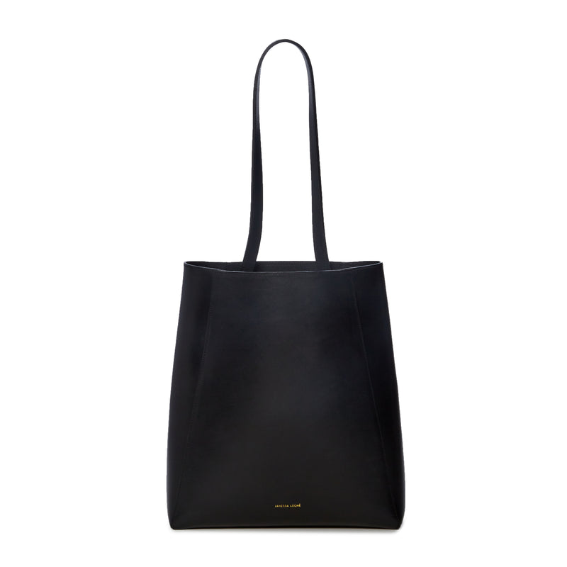 Leather Tote Bag w/ Adjustable Strap