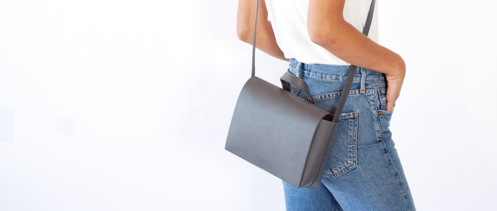 Joan Crossbody Grey