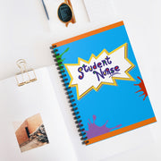 Rugrats 'Student Nurse' Spiral Notebook - Ruled Line - The Nurse Sam