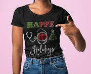 HaPPE Holidays T-shirt - The Nurse Sam
