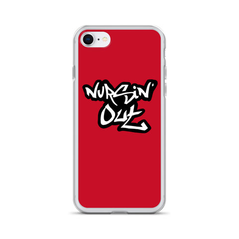 Nursin' Out iPhone Case - The Nurse Sam