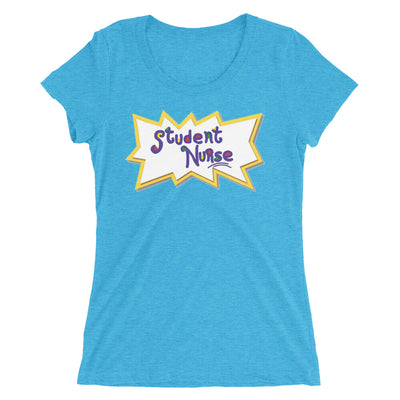 Rugrats 'Student Nurse' Women's Tee - The Nurse Sam