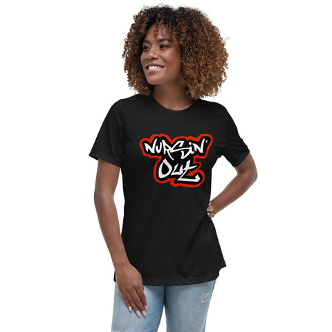 Nursin' Out Women's Tee - The Nurse Sam