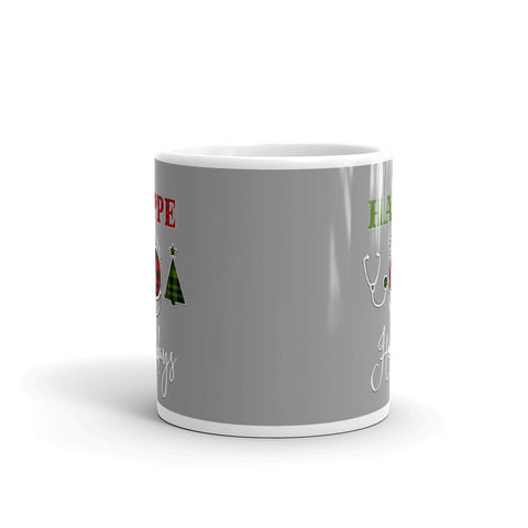 HaPPE Holidays Mug - The Nurse Sam