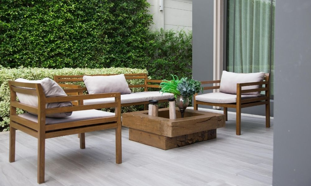 The Best Materials Used for Outdoor Furniture