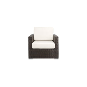 La Jolla Club Chair - Espresso | Your Patio Store