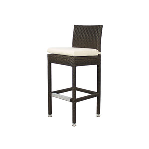 Zara Bar Side Chair | Your Patio Store