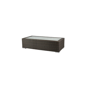 La Jolla Coffee Table (Rectangular) - Espresso | Your Patio Store