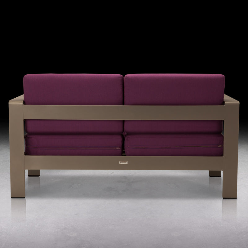 Orion Loveseat Outdoor Furniture Your Patio Store