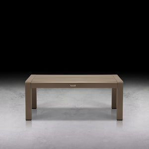 Orion Coffee Table - Kessler Silver