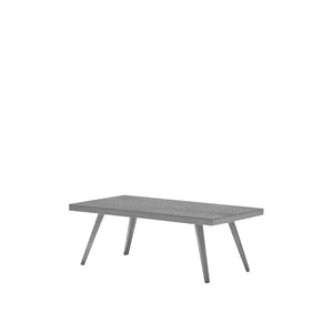 Aegean Coffee Table - Kessler Silver | Your Patio Store