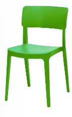 Altamonte Dining Side Chair - Green