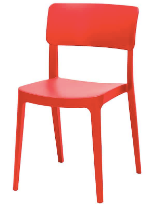 Altamonte Dining Side Chair - Red