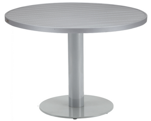 "Fusion 48"" Round Pedestal Dining Table"