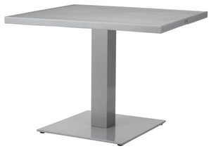 "Fusion 32"" Square Pedestal Dining Table"