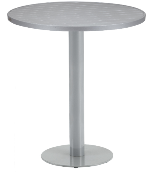 "Fusion 32"" Round Pedestal Bar Table"