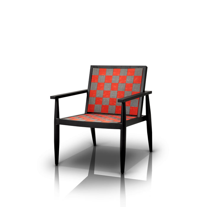 Daytona Club Chair - Tex Champagne