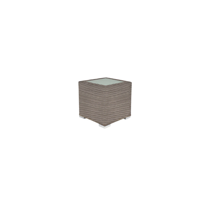 La Jolla End Table (Square) - California Sand