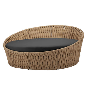 Aegean Daybed Round - Camel | Your Patio Store