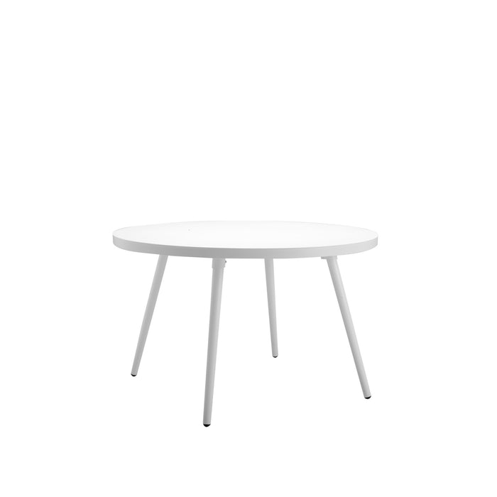 Aegean Dining Table (Round) - White