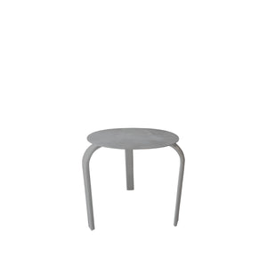 Athena Side Table Solid Aluminum Top | Your Patio Store