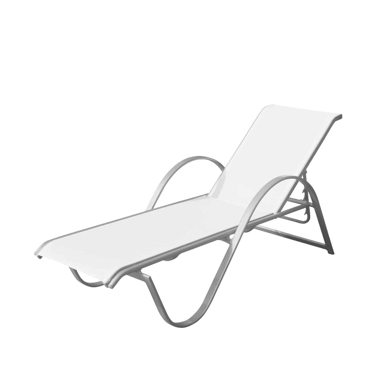 Lantana Chaise Outdoor Furniture Your Patio Store