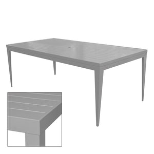 "SoHo Dining Table (Rectangular) 96"" x 44"" 